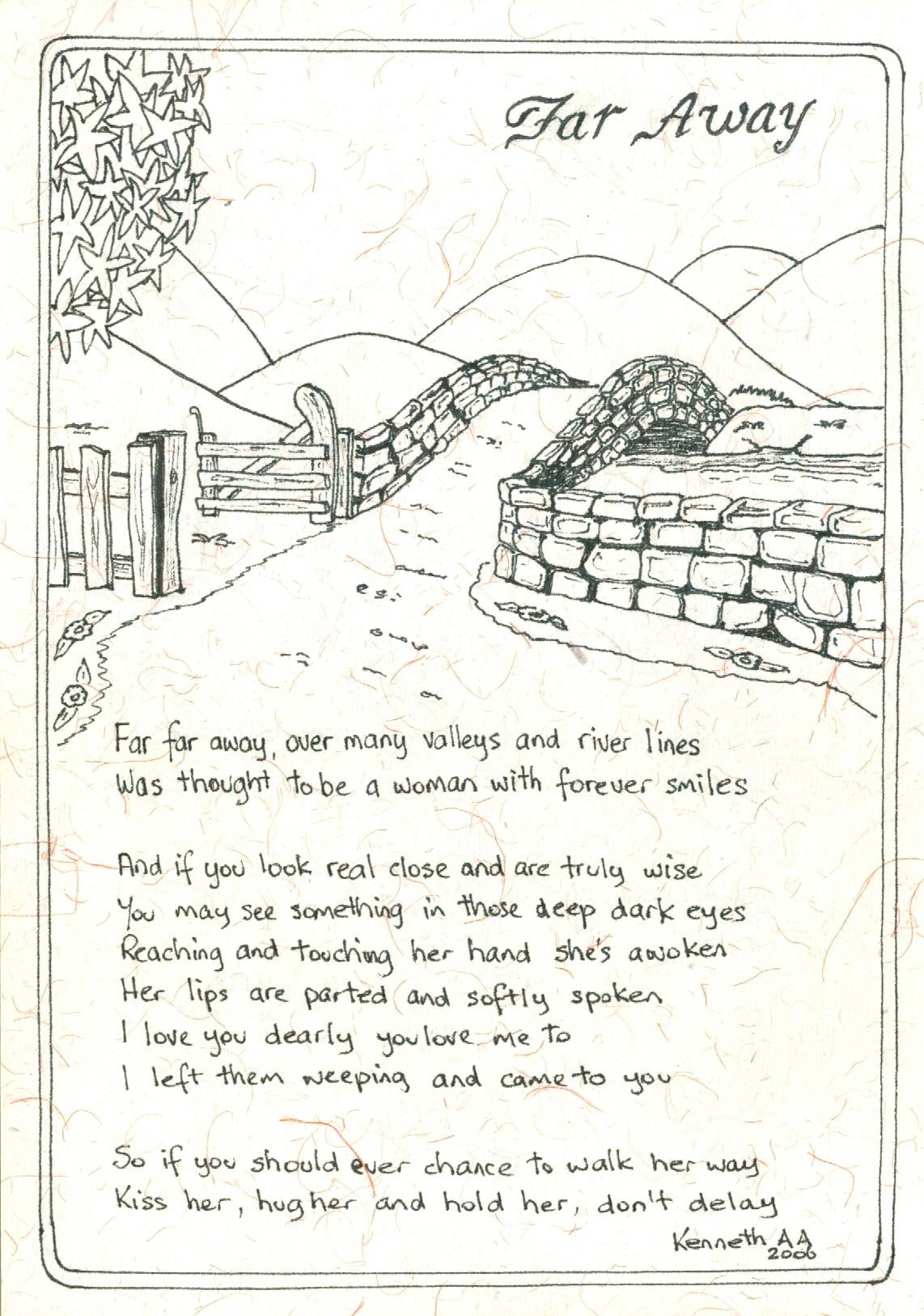 My Poems | Aubrey Alan