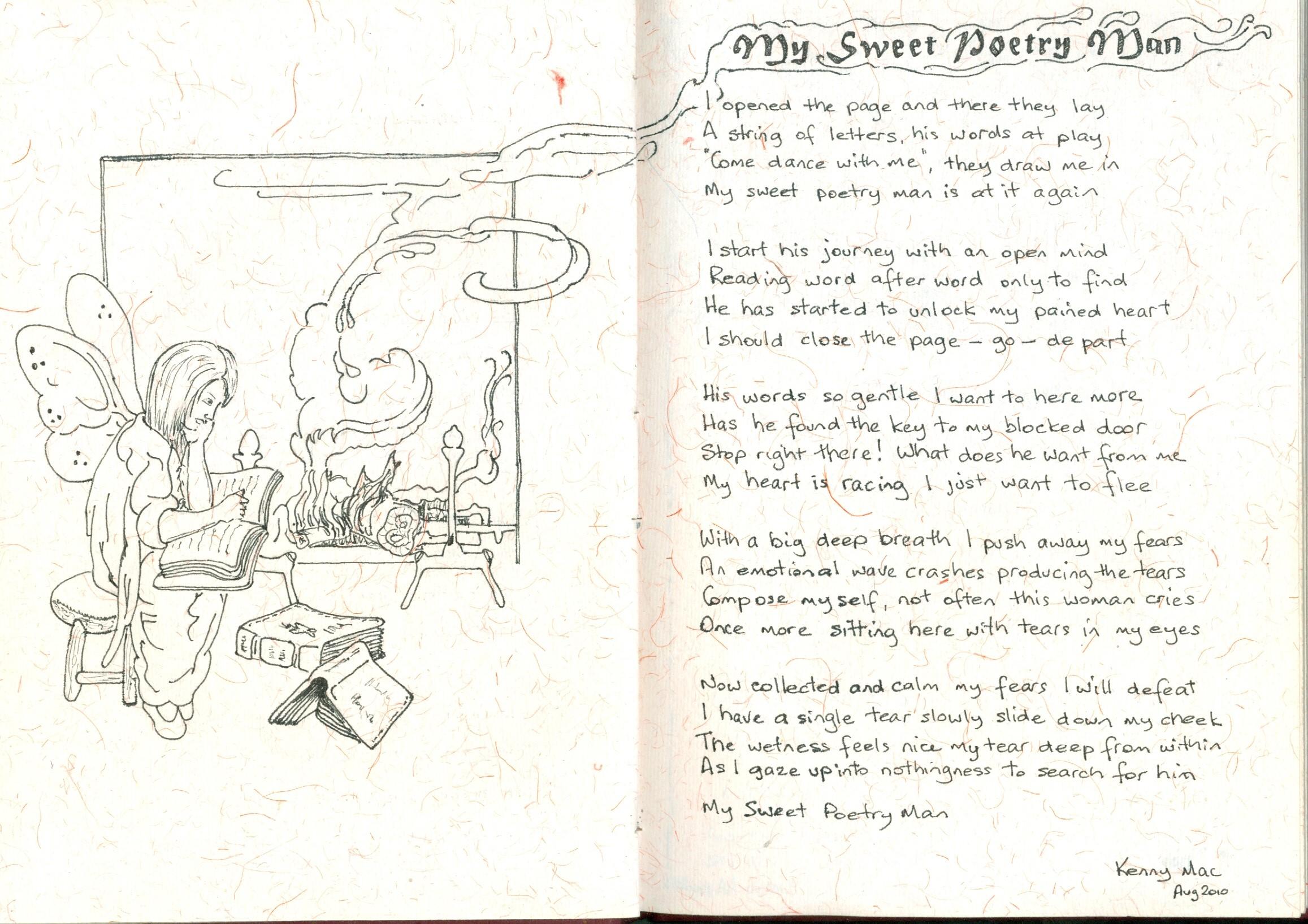 My Poems   Aubrey Alan