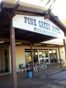 Pine Creek Hotel