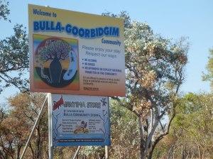 Welcome to Bulla - Goorbidgim