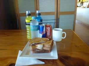 What a breakfast!