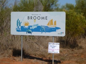 Welcome to Broome